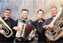 """Koncerts-zaļumballe ar grupu """"Rumbas kvartets"""" 22.jūlijā plkst.18.00"""