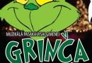 """Muzikāla pasaka visai ģimenei """"Grinča Ziemassvētki"""" 26.decembrī plkst.18.00"""