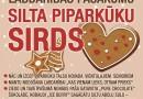 """Labdarības pasākums """"Silta piparkūku sirds"""" 10.decembrī plkst.14.00-16.30"""