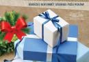 """Radošā darbnīca """"Dāvanu saiņošana"""" 13.decembrī plkst.18.00"""