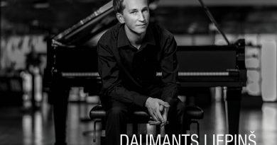 """17.oktobrī plkst.19:00 Talsu Tautas namā  pianista Daumanta Liepiņa koncerts """"Bēthovena klaviersonātes"""""""
