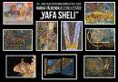 """No 1. jūnija Talsu tautas nama Radošās sētas 2. stāvā  būs apskatāma Harija Tālberga gleznu izstāde """"YAFA SHELI"""""""