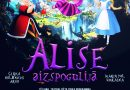 """20.janvārī plkst.14:00 Talsu tautas namā Ukrainas cirka  """"Argo"""" izrāde """"Alise Aizspogulijā"""""""