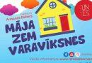 """24. septembrī plkst. 18:00 Talsu Tautas namā radošās apvienības """"Teātris un ES"""" izrāde bērniem un vecākiem """"Māja zem varavīksnes"""""""