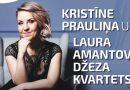 30. jūlijā plkst. 19:00 Radošajā sētā Kristīne Prauliņa un Laura Amantova džeza kvartets