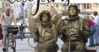 """Radošās sētas 1. stāvā Kurzemes fotogrāfu izstāde """"Ceļojums"""""""